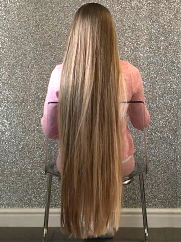 VIDEO - Rapunzel´s silky braids