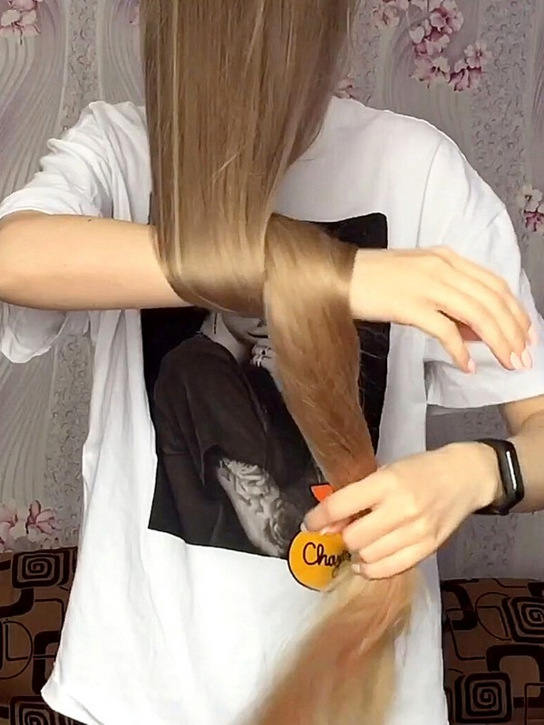 VIDEO - Blonde & Silky 2