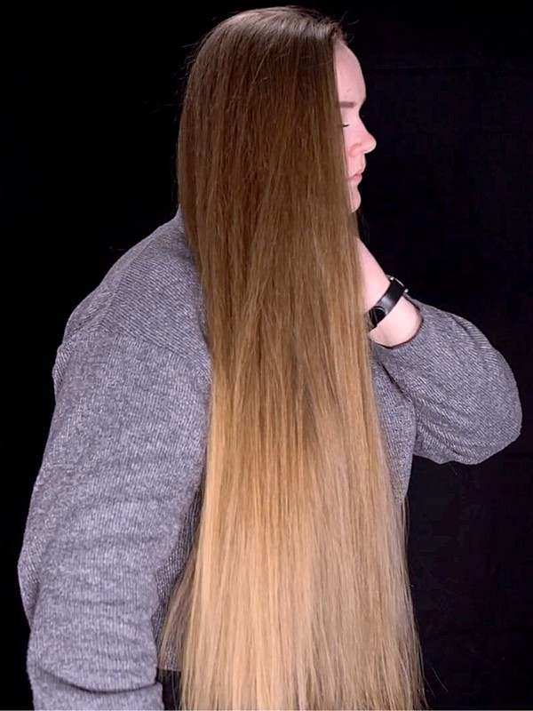 VIDEO - Madelene's silky braids