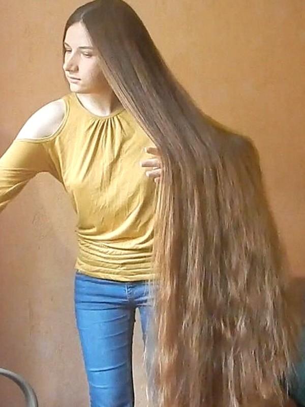 VIDEO - 100% perfect hair