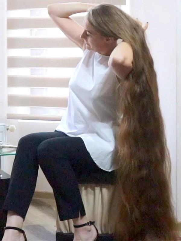 VIDEO - Majestic hair