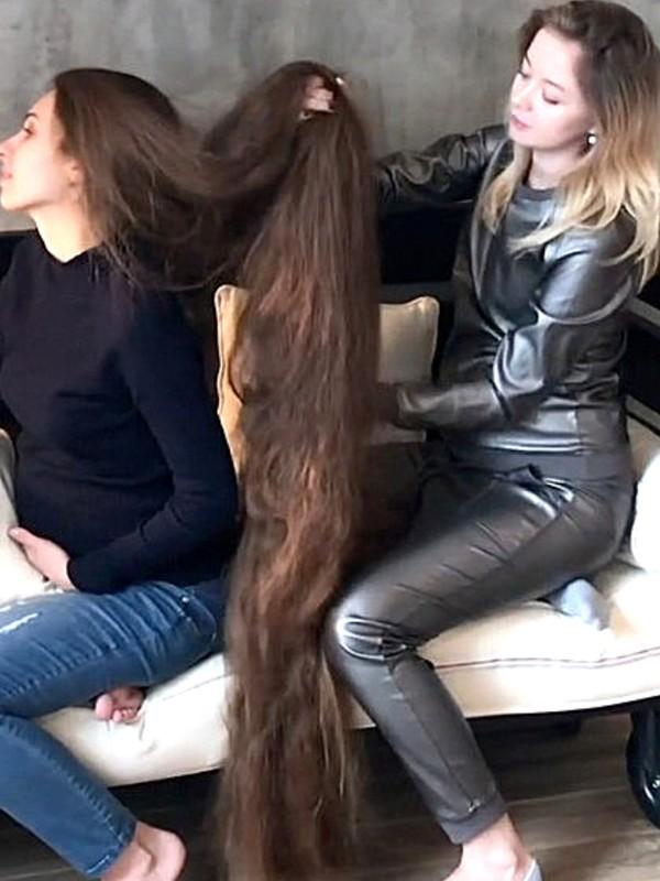 VIDEO - Rapunzel's friend 3
