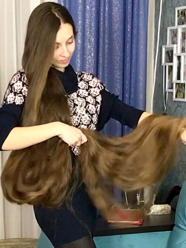 VIDEO - The sound of hair 2