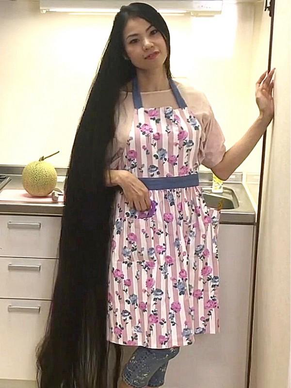 VIDEO - Rapunzel kitchen