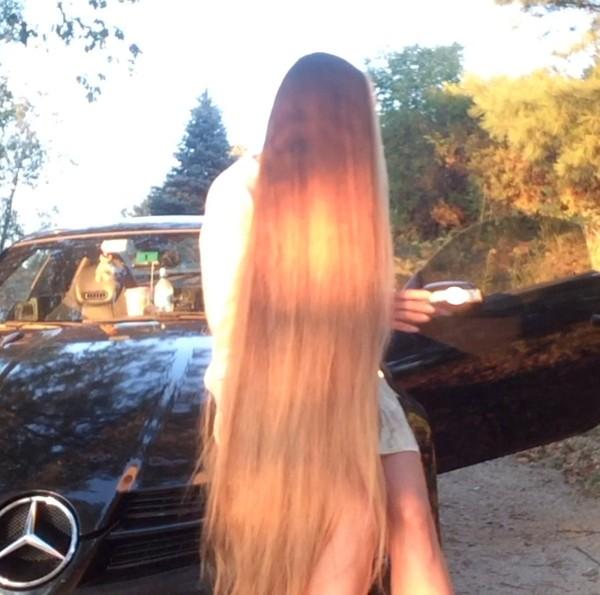 VIDEO - Rapunzel´s car 2