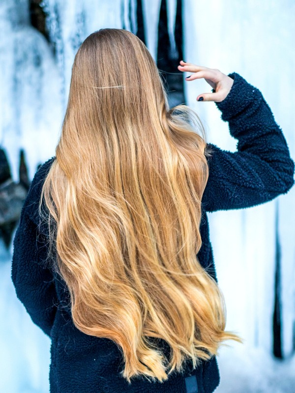 PHOTO SET - Stunning hair, stunning nature