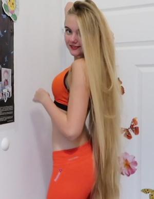 VIDEO - Dancing Rapunzel 3