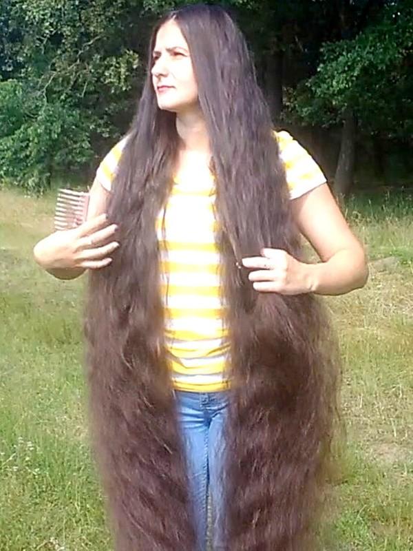 VIDEO - Ioana's summer hair