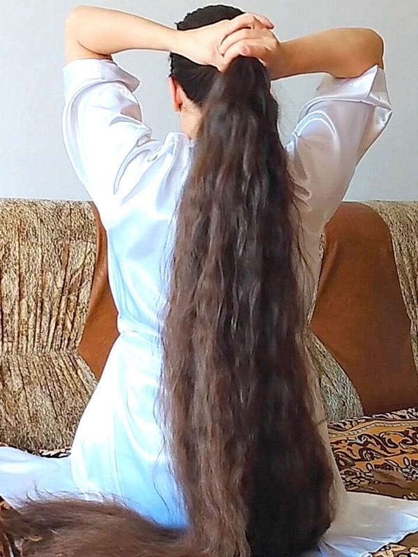 VIDEO - Great braids, great hair volume