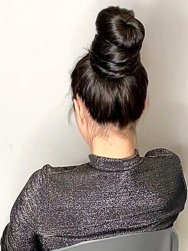 VIDEO - Big, shiny bun perfection
