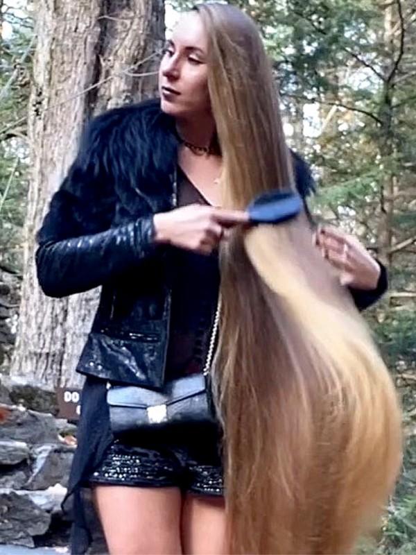 VIDEO - Halloween hair