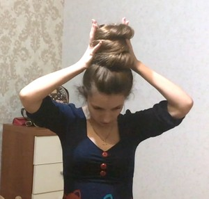 VIDEO - The biggest tower bun you have ever seen!