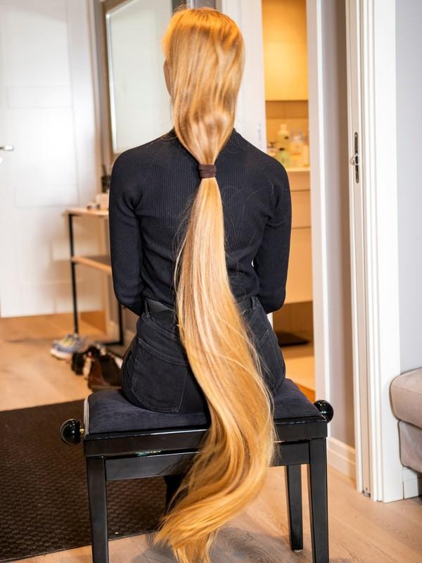 PHOTO SET - Dream ponytails