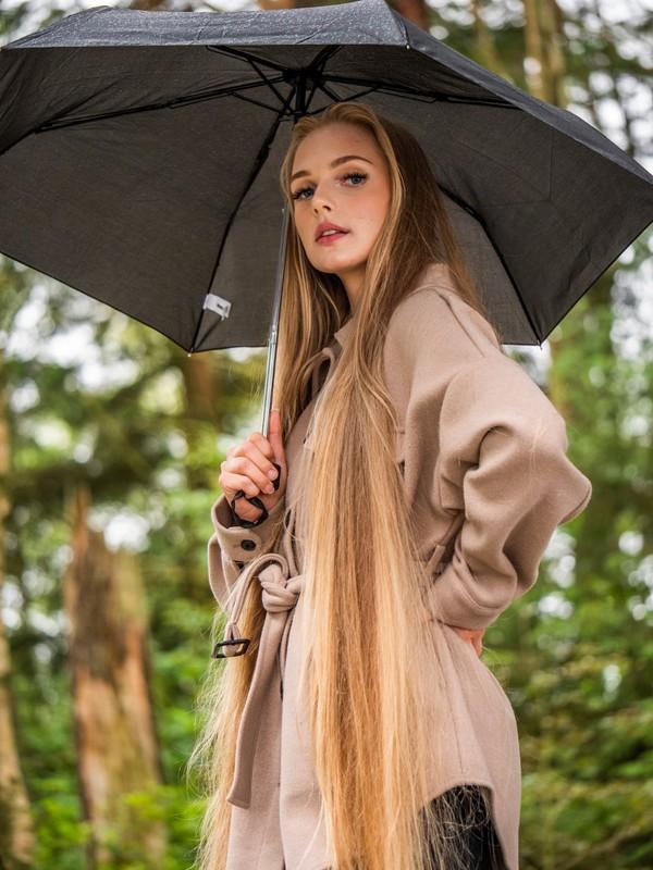 PHOTO SET - Umbrella Rapunzel photoshoot