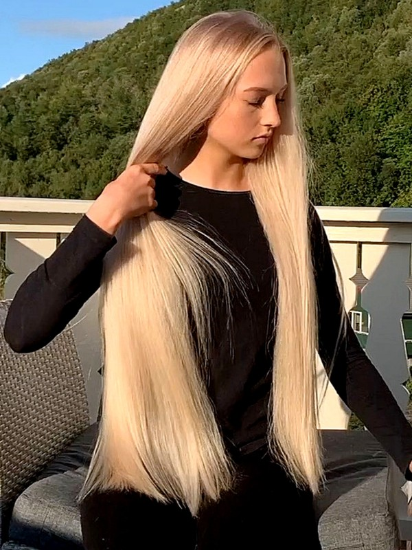 VIDEO - Insanely beautiful hair