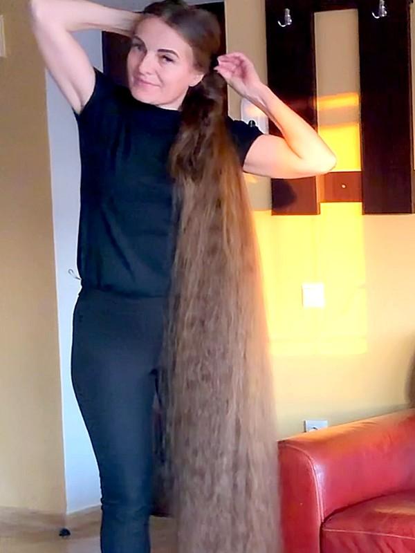 VIDEO - Proof that Rapunzel exists!
