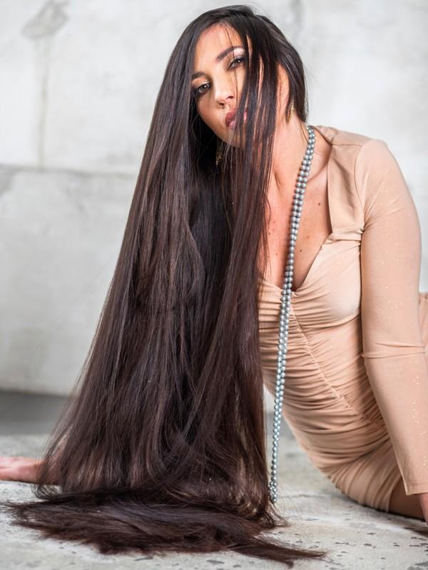 PHOTO SET - Super beautiful Rapunzel photoshoot