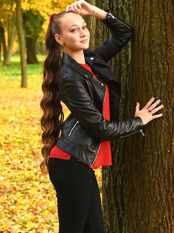 PHOTO SET - Violetta's autumn