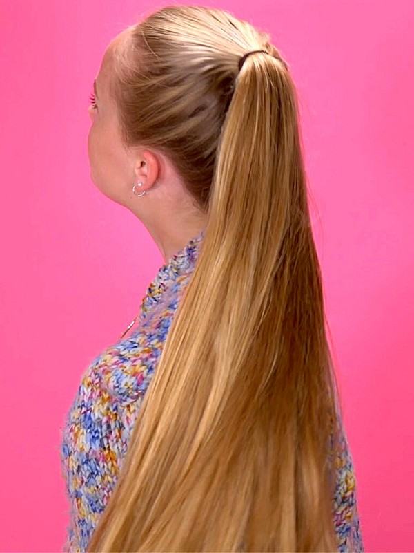 VIDEO - Blonde & Pink