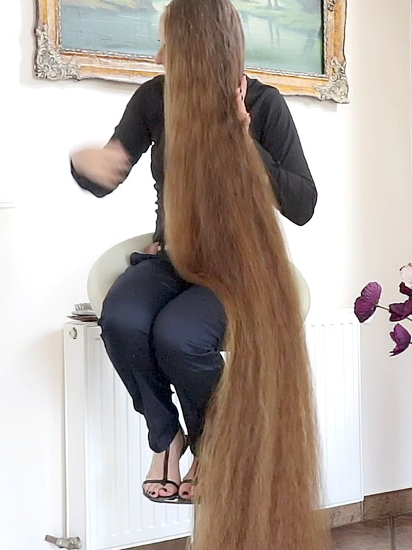 VIDEO - The ultimate hair length