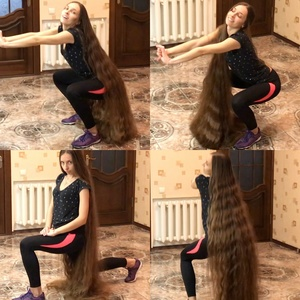 VIDEO - Rapunzel´s exercise