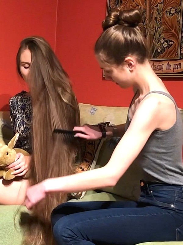 VIDEO - They love long hair