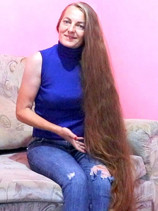 VIDEO - If you like long hair...