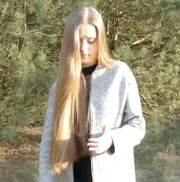 VIDEO - Daria´s perfect mane