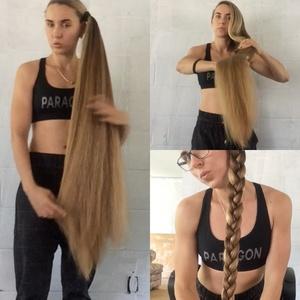 VIDEO - Fitness Rapunzel 2