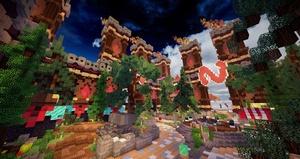 Spawn PvP/Faction Complet + WarZone
