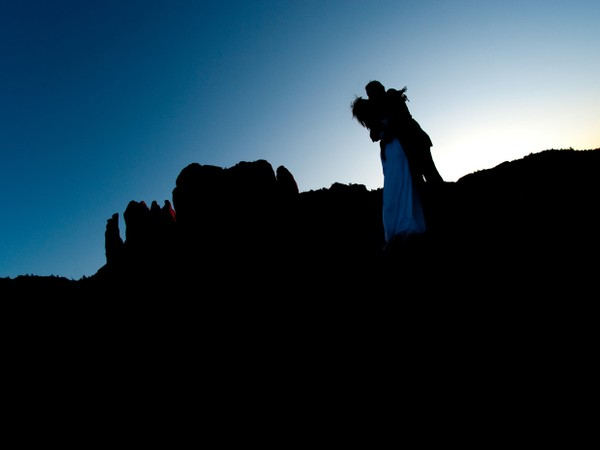 Sedona, Arizona - Red Rocks - Cathedral Rock Lovers