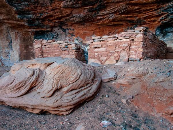 Sedona, Arizona - Ruins - Brins Mesa
