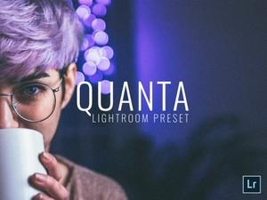 QUANTA - Lightroom Preset