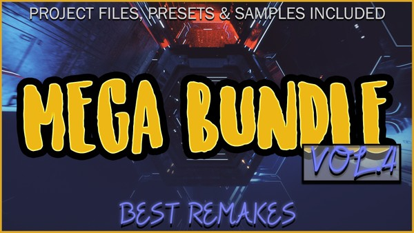 MEGA BUNDLE TEMPLATES VOL.4 (8 remakes)