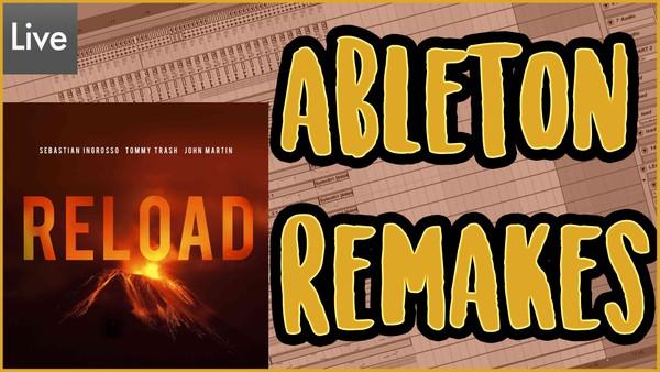Sebastian Ingrosso - Reload (Original Mix) [DOWNLOAD TEMPLATE]