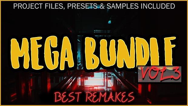 MEGA BUNDLE TEMPLATES VOL.3 (10 remakes)