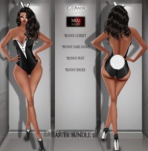 Mesh #12 Easter Bundle 1 IMVU MESH & TEXTURE