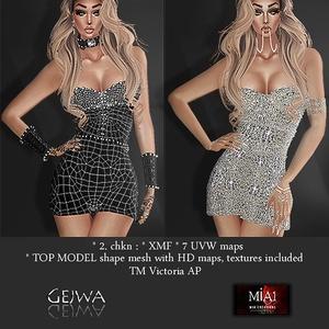 TOP MODEL Victoria AP IMVU MESHES & TEXTURE