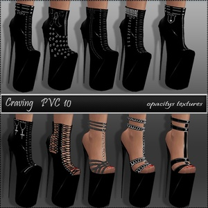 Craving PVC Texture Set Full Pack IMVU TEX