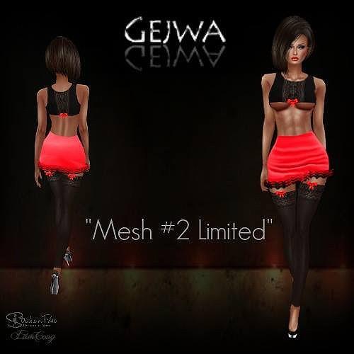 Valentine mesh #2 AP LIMITED IMVU MESH & TEXTURE