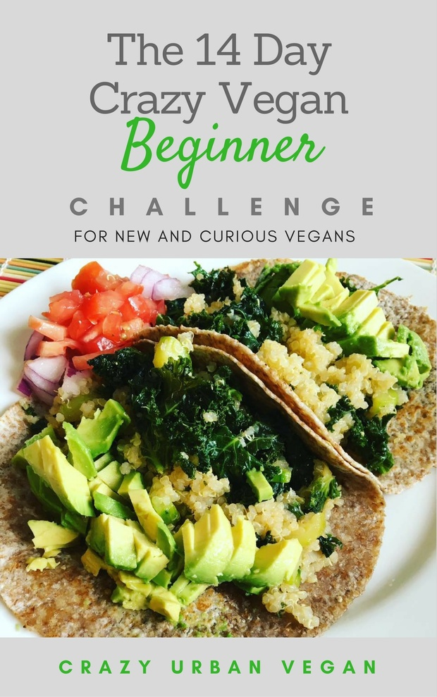 14-Day Crazy Vegan Challenge