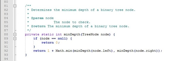 Binary Sort Tree with all the features like depth of tree with 1023 nodes