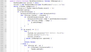 Assignment 1 First Order Languages   Software Engineering 211   Java Assignments