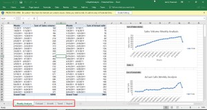 In-Depth Analysis Forecast, Growth & Analysis in Excel