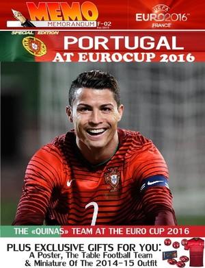 MEMO F2 English / PORTUGAL @ Euro Cup 2016
