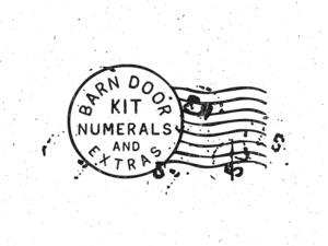 Barn Door Kit