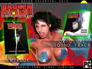 Broken core FV FULLPACK