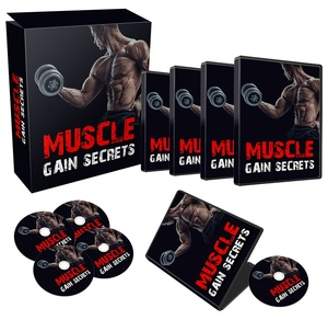 Box Muscle Gain Secrets in Audio, Video, Ebook