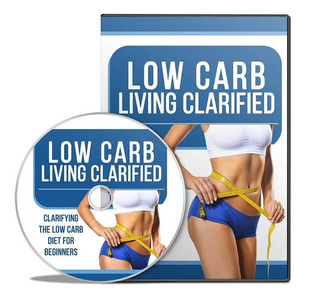 Box Low Carb Living Clarified – Clarifying The Low Carb Diet For Beginners in Audio, Ebook.