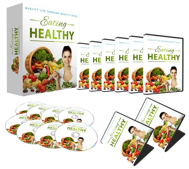 Box Eating Healthy - Quality Life Through Quality Bites in Video, Audio, Ebook.